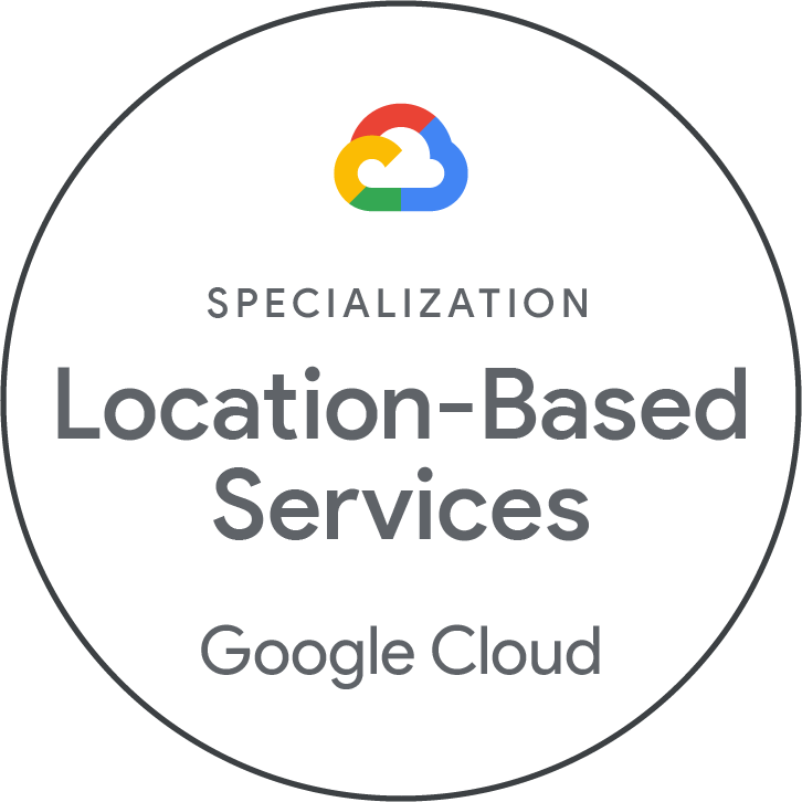 Google Cloud Location-Based Services