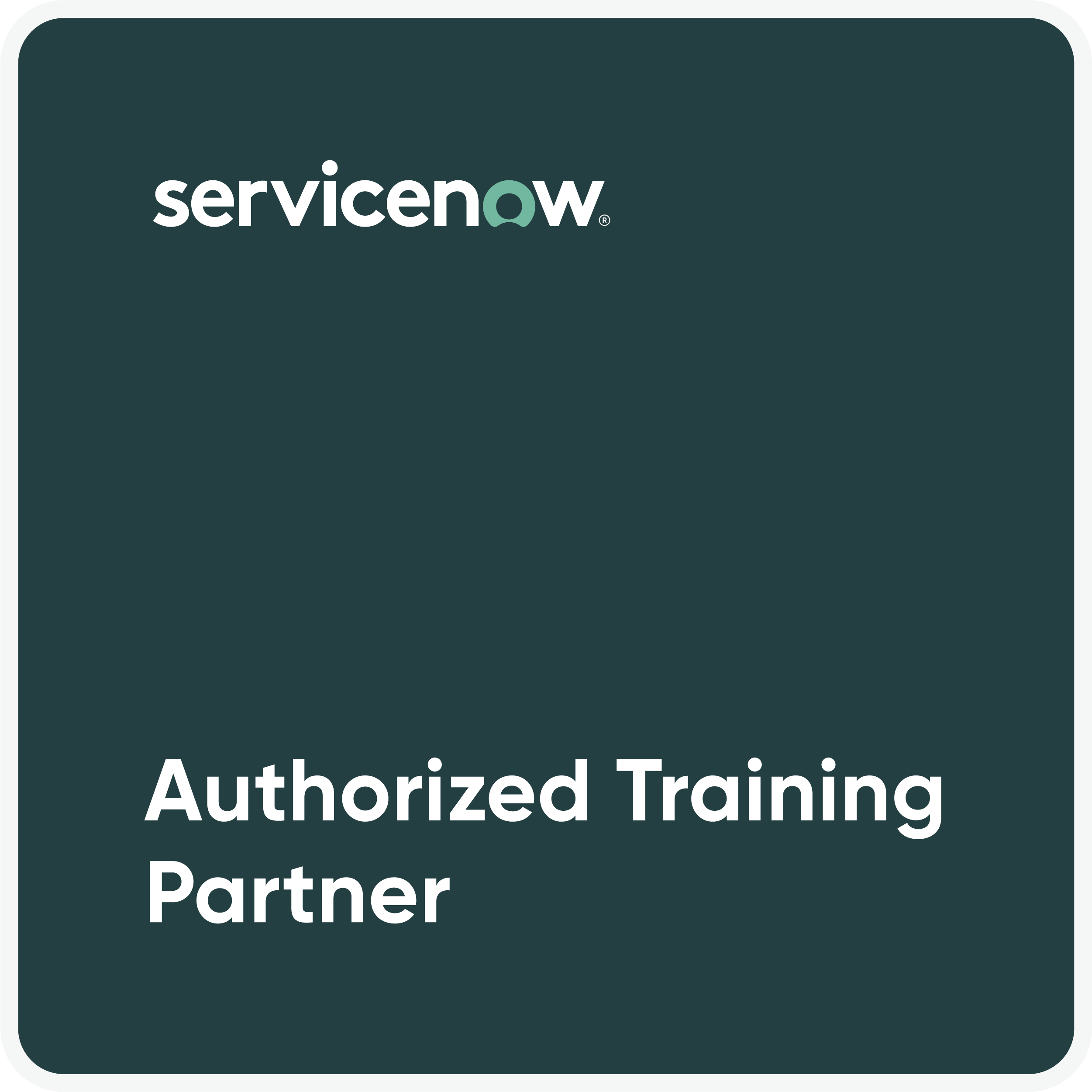 ServiceNow ATP Badge
