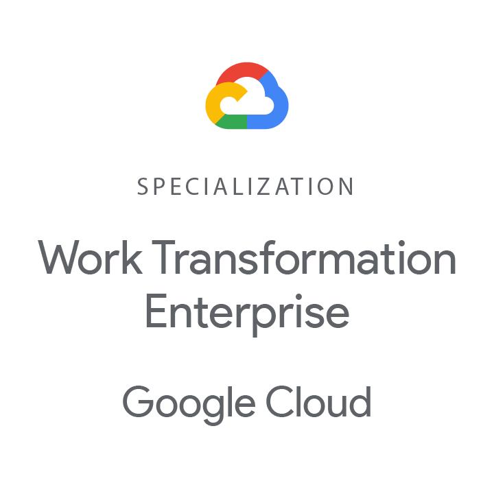 Google Cloud Work Transformation Enterprise